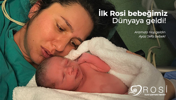 WE ACHIEVED BIRTH OF 2 BABIES AFTER ROSI TECHNIQUE